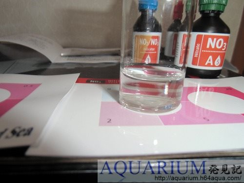 硝酸塩0ppm